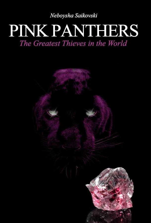 The Pink Panthers Diamond Thieves