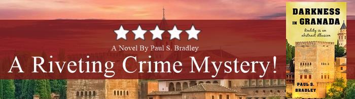 Best Crime Mystery Novels set in Spain