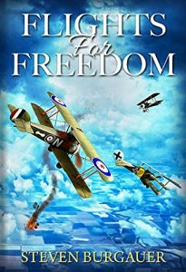World War and military action WW1 Fighter Pilot Novel