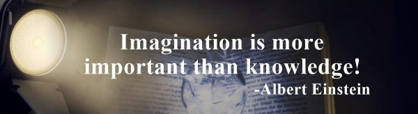 How Authors Supercharge Their Imaginations Blog header banner2